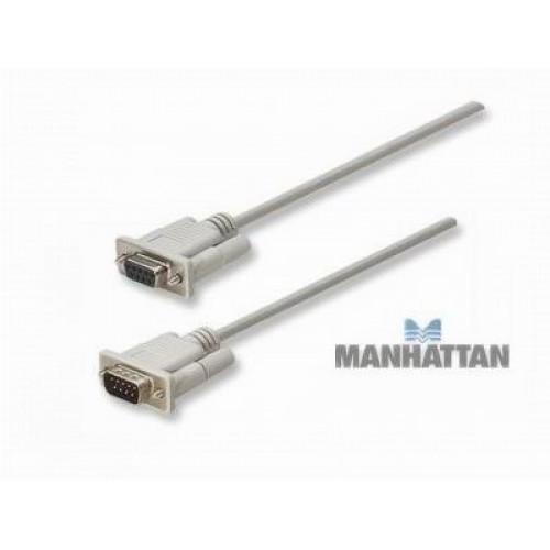 cable db9 macho hembra: